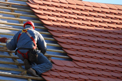 dunkerton tile roof installation
